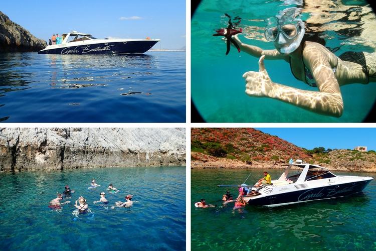 SeaStar Boat Tours, Greece