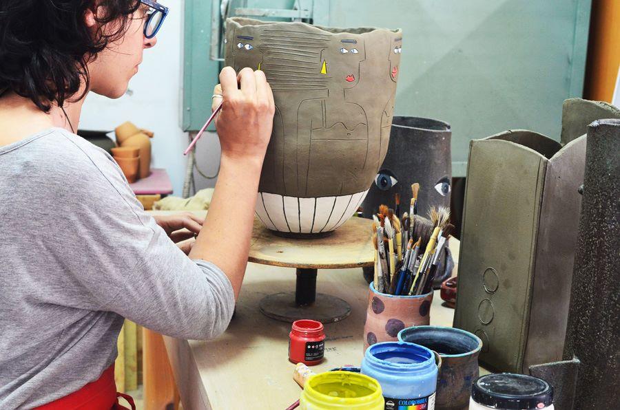 EA Ceramic Studio, Greece