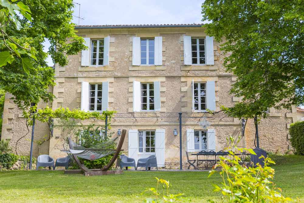 Chateau Tertre - Aquitaine - Oliver's Travels