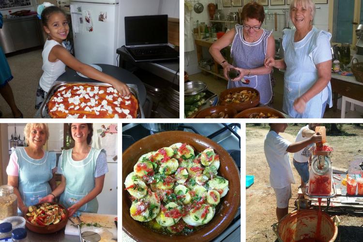 Cucina in Masseria, Mola di Bari