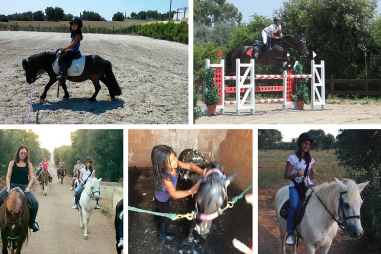 CEAS Centro Equitazione Altosalento - Puglia