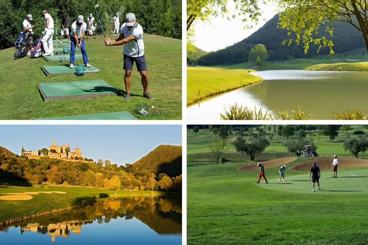 Antognolla Golf - Umbria