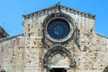 Cathedral of Bovino Puglia - Italy