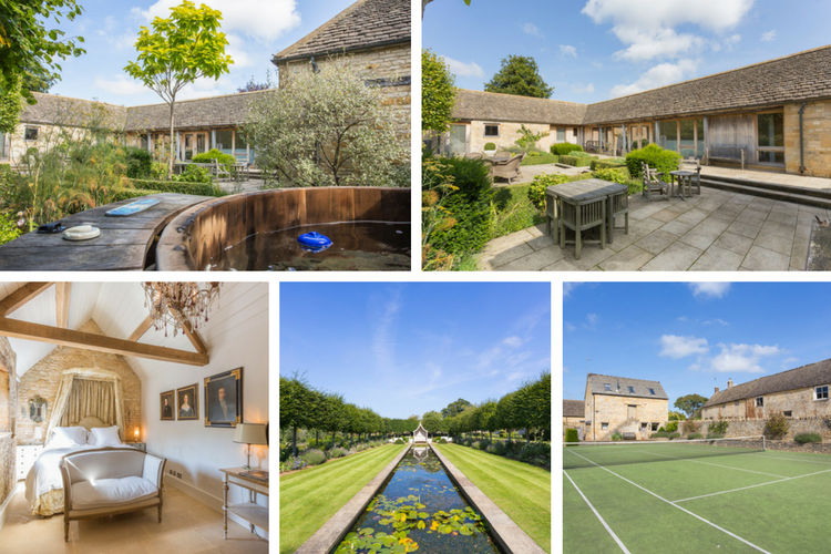 Cotswold Barn - Cotswolds - Oliver's Travels