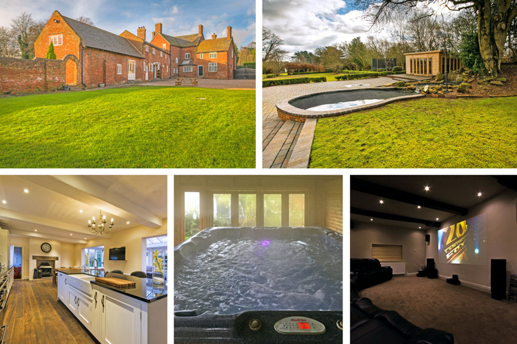 Dog Friendly Cottages In Derbyshire With Hot Tub