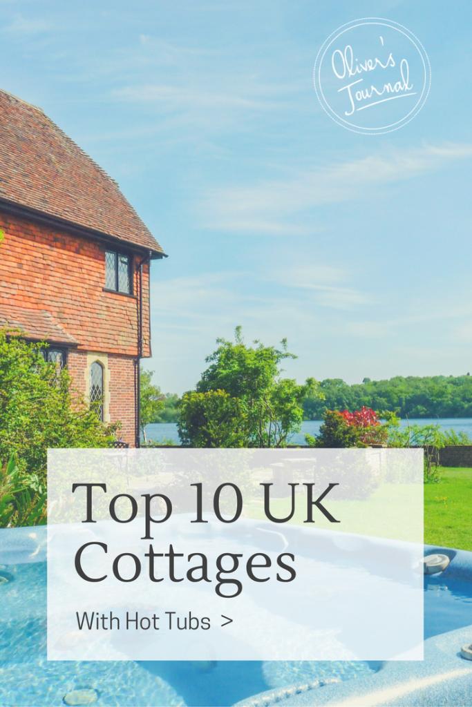 Top 10 UK Cottages