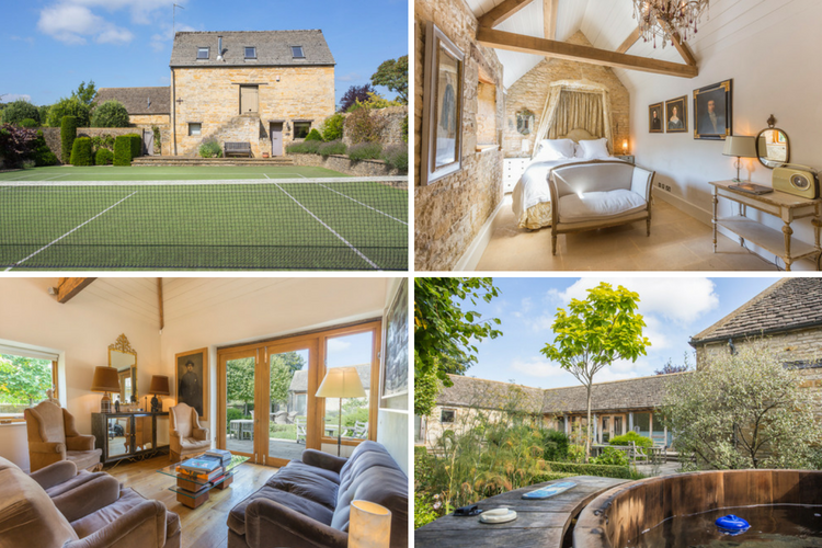 Cotswold Barn – Cotswolds – Oliver's Travels