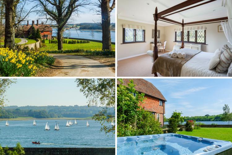 Waterside house – Sussex – Oliver's Travels