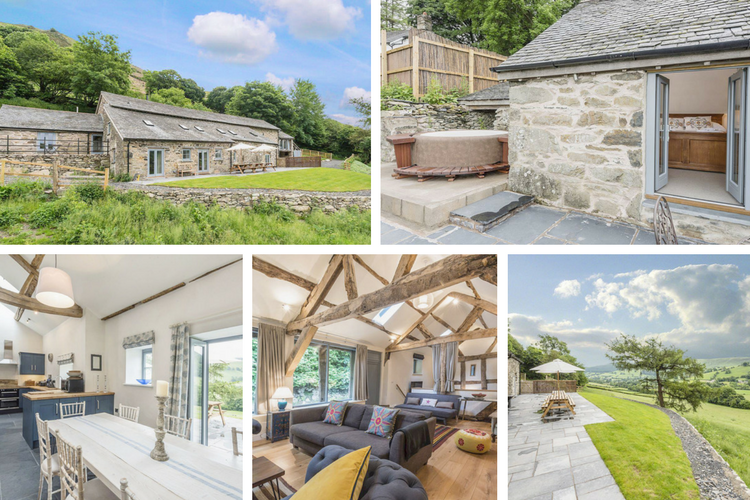 Upper Valley Barns - Wales - Oliver's Travels