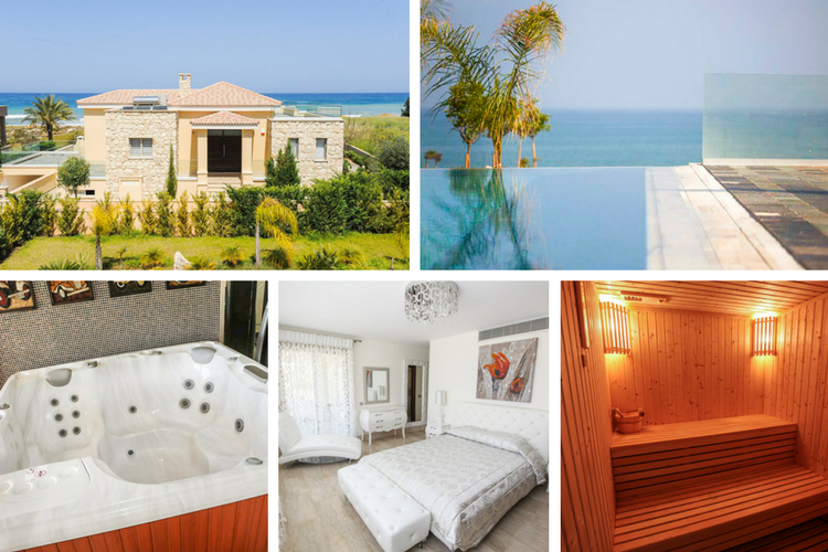 Harmonia Beach Villa - Cyprus - Oliver's Travels