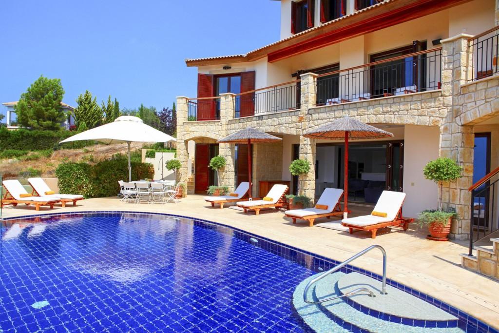 Villa Elise - Aphrodite Hills - Oliver's Travels