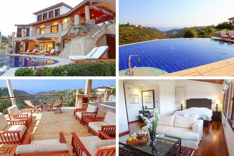 Villa Elise - Cyprus - Oliver's Travels