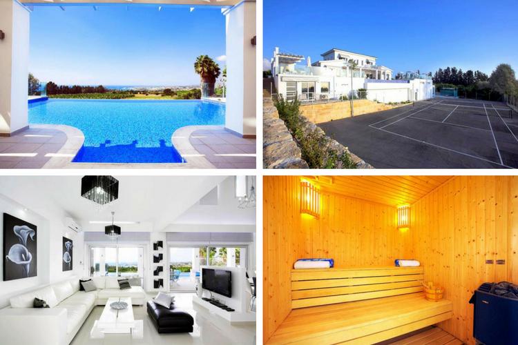Villa Kissonerga - Cyprus - Oliver's Travels