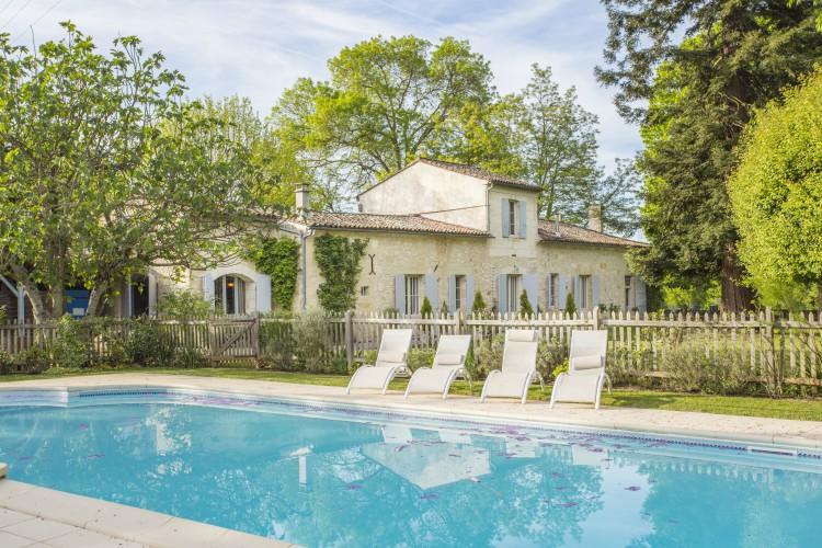 Villa le Priotlet - Aquitaine - Oliver's Travels