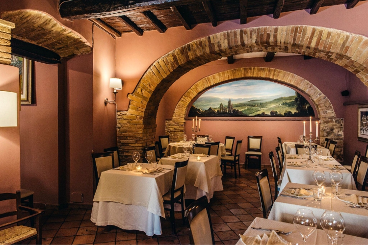 where to eat in Umbria