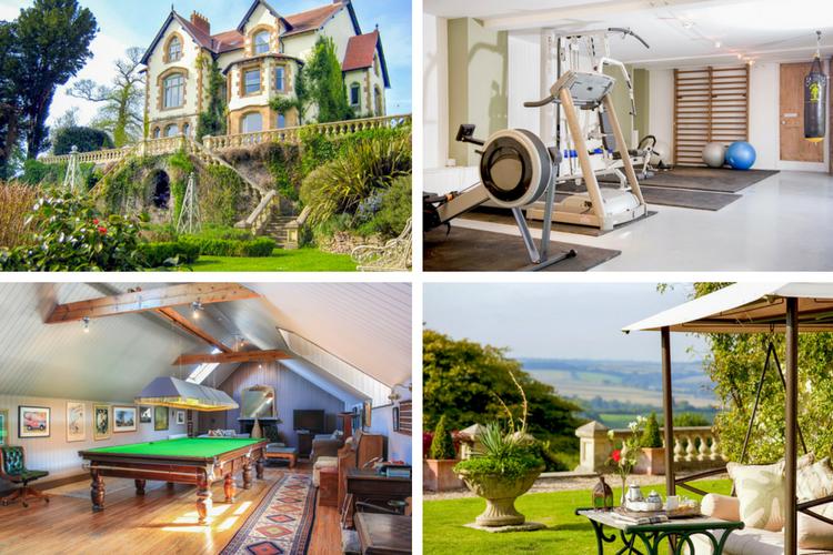 Amberstone Manor - Devon - Oliver's Travels
