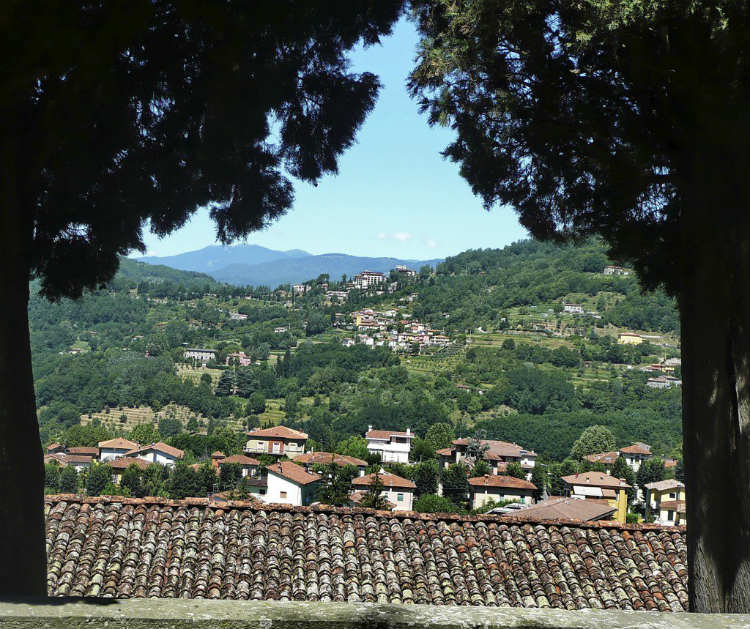 Barga - Oliver's Travels