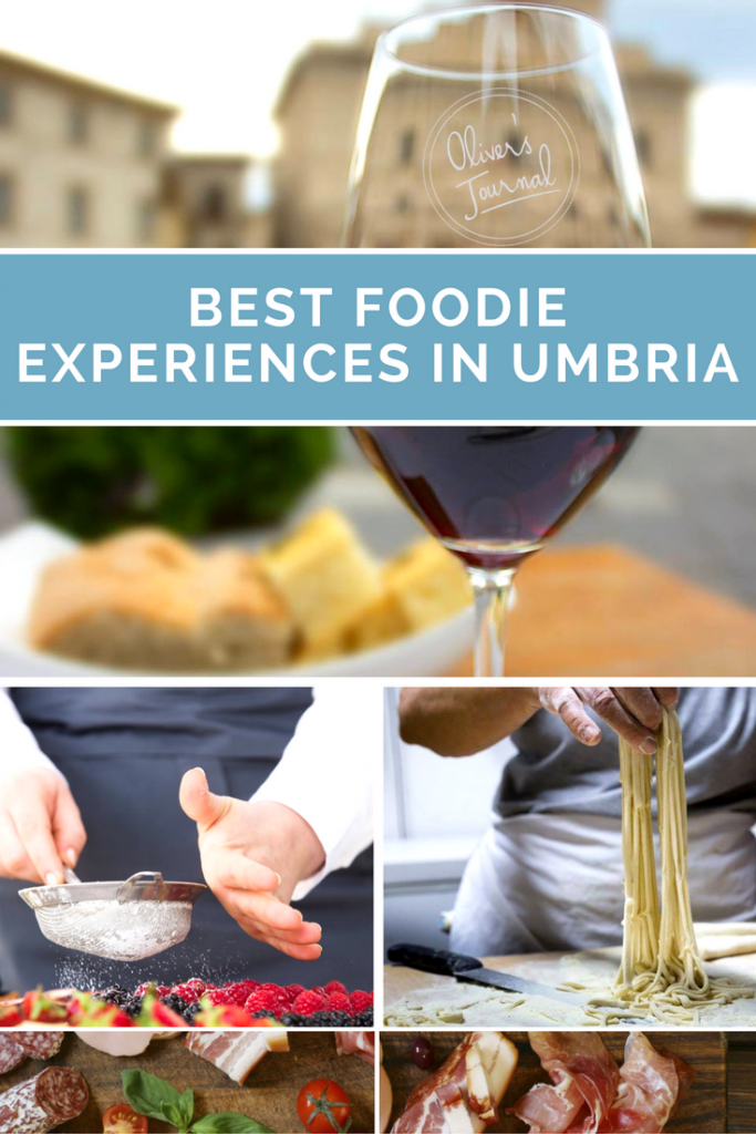 Best foodie experiences in Umbria