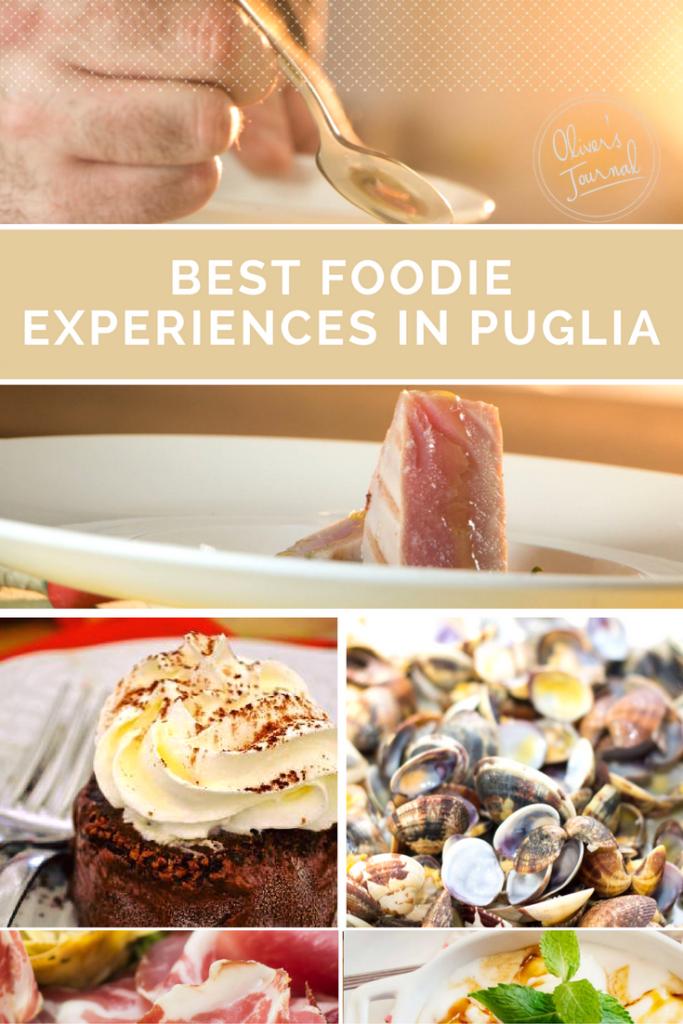Foodie experience in _Puglia
