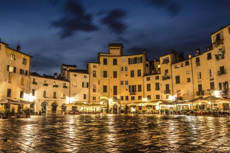 Lucca - Oliver's Travels