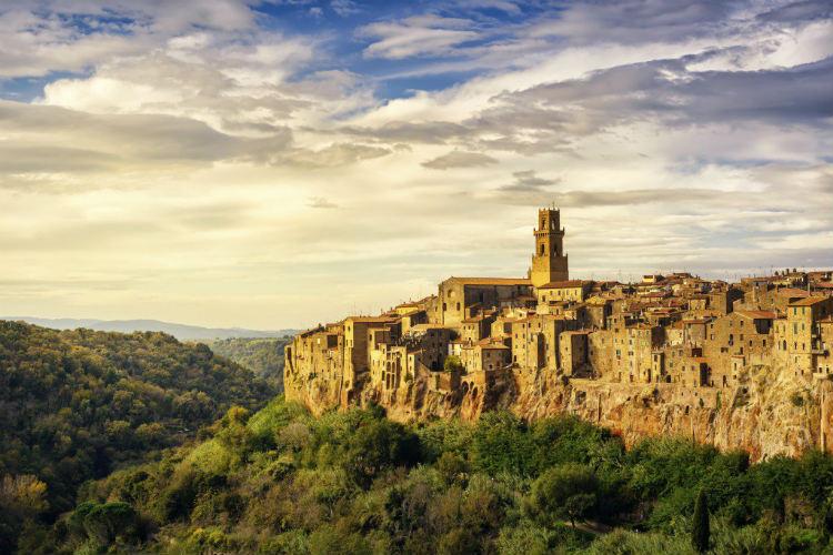 Pitigliano - Oliver's Travels