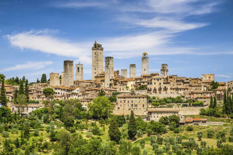San Gimignano - Oliver's Travels