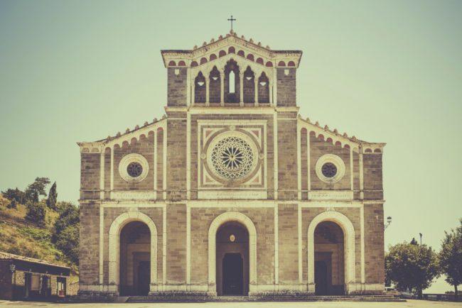 San Margherita church - Cortona - Oliver's Travels