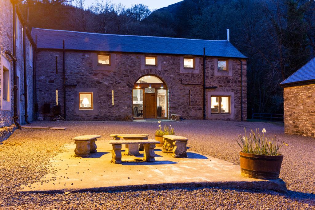 Argyll Mill Scotland