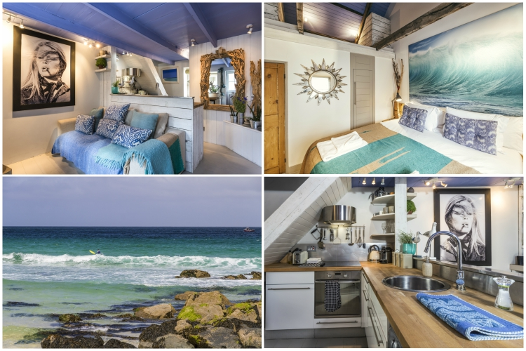 Blue Moon Cottage - Cornwall - Oliver's Travels