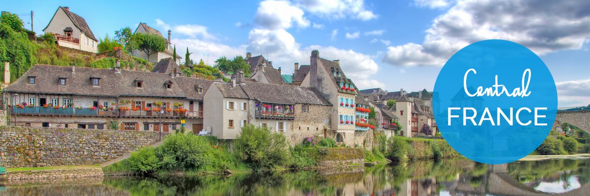 Central France - Travel Guide - Oliver's Travels