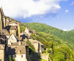 Conques - Midi-Pyreneess