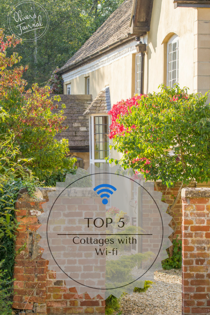 Cottages with Wifi