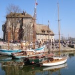 Honfleur - Northern France