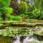 Giverny - Monet's garden - by edwademd via Flickr