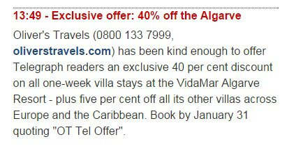 Telegraph-Offer-Luxury-Villas-to-Rent-Olivers-Travels