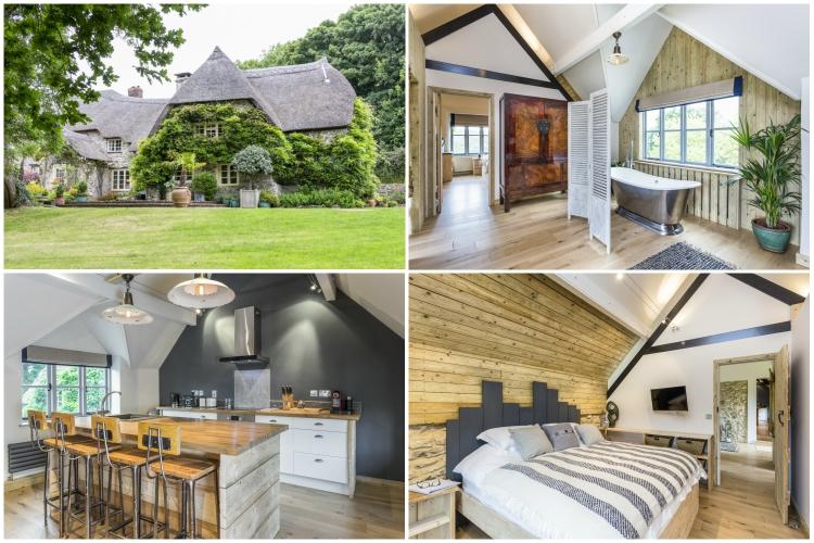 The Barn - Devon - Oliver's Travels