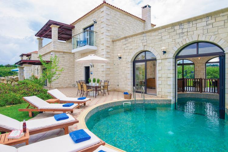 Atlantica Caldrea Villa - Crete - Oliver's Travels