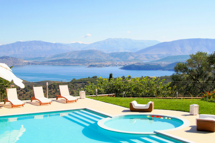 Villa Althea - Corfu - Oliver's Travels