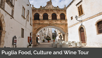 4-Days Puglia Wine, Food and Culture Tour