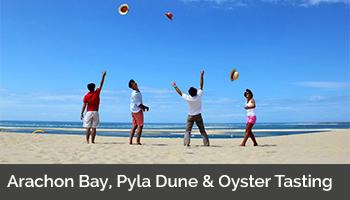 Arachon Bay, Pyla Dune & Oyster Tasting