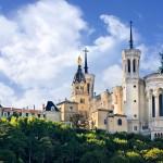 Basilica of Notre Dame de Fourviere - Lyon