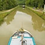 Canal Bourgogne, Burgundy