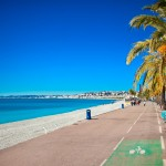 Promenade des Anglais in Nice
