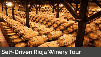 Self-Driven Rioja Winery Tour
