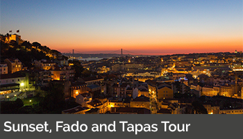 Sunset, Fado and Tapas Tour