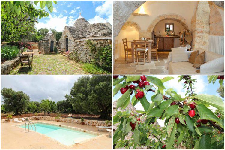 Trulli le Mandorle - Puglia - Oliver's Travels