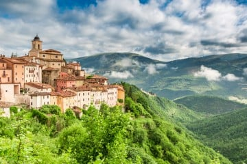 Umbria Travel Guide - Oliver's Travels