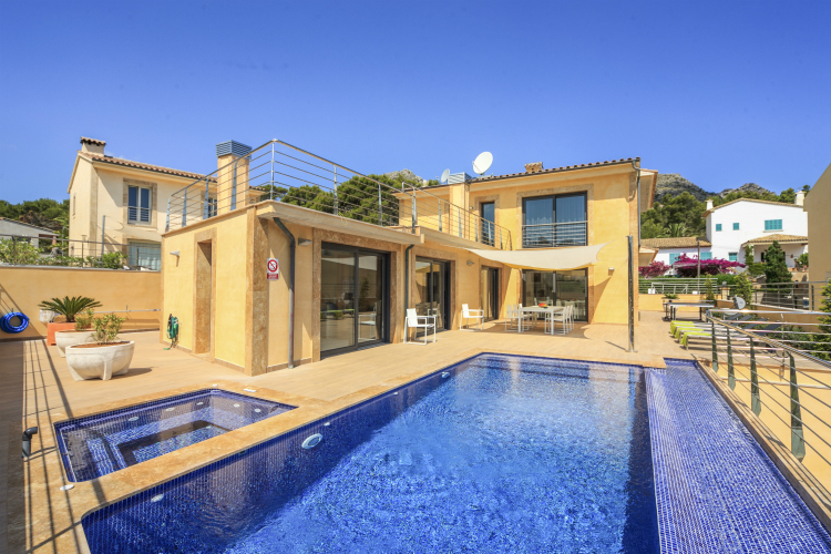 Villa Cala - Mallorca - Oliver's Travels