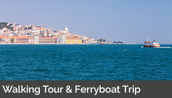 Walking Tour & Ferryboat Trip