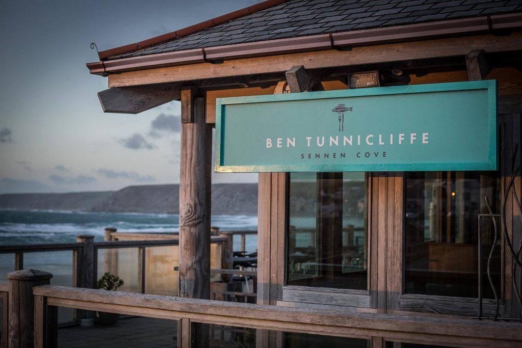 Ben Tunnicliffe Sennen Cove, Sennen Cove